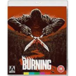 The Burning Dual Format [Blu-ray]
